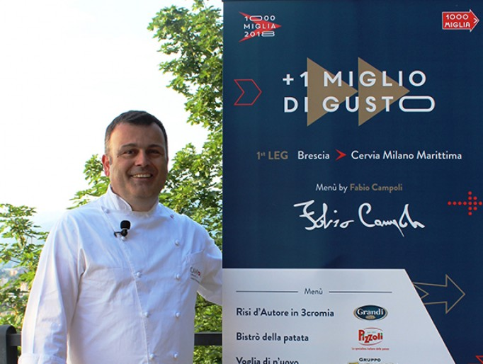 Ideazione e supervisione gastronomica 1000 Miglia Closing Party