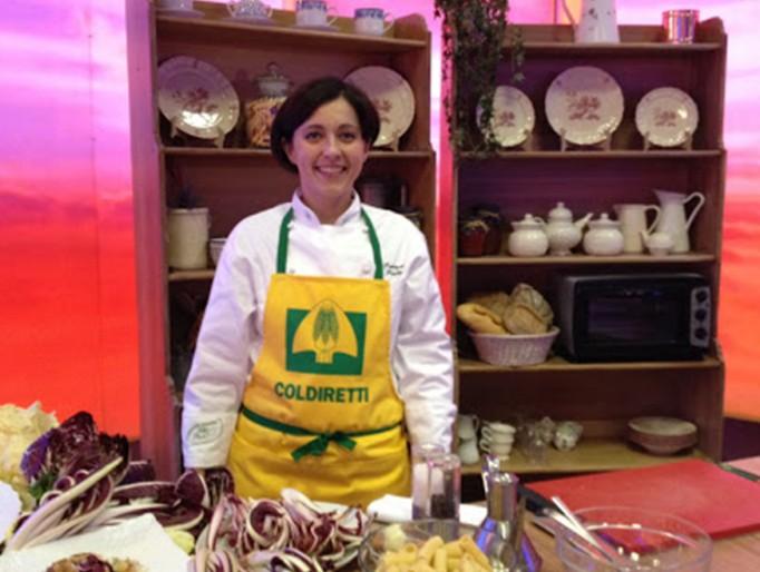Cura allestimenti di scena e spazio gastronomico di Patrizia Forlin